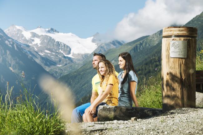 Naturschauplatz Kartnall / Für große & kleine Bergfexe