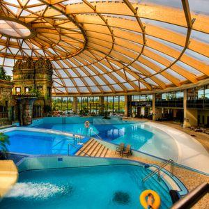 1 Nacht geschenkt im Aquaworld Resort Budapest **** Superior