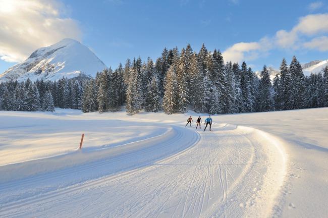 Langlaufen in Seefeld / Nordic Lifestyle