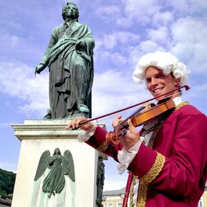 Mozärtliches Salzburg