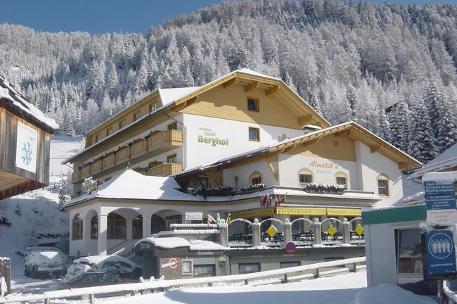 1 Nacht geschenkt im Familien-Hotel Berghof ****