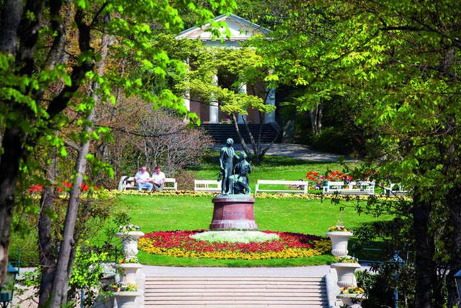 Gartenlust in Baden
