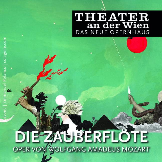 Die Zauberflöte - Theater an der Wien