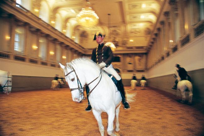 Spanische Hofreitschule, Winterreitschule / Imperial Vienna