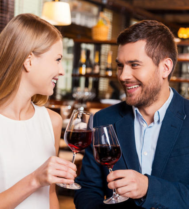 Romantische Erholung zu Zweit