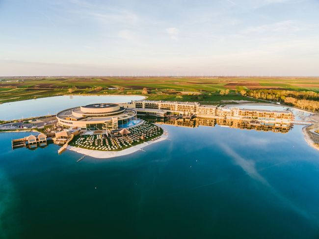Special in der St. Martins Therme & Lodge **** Superior