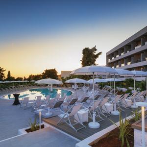 3 Nächte im Pharos, hvar bayhill hotel ***