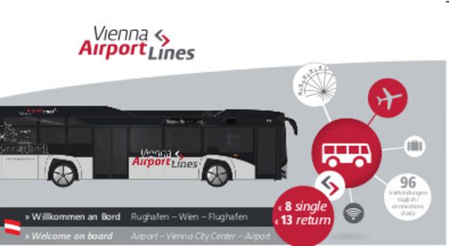 Vienna AirportLines - Ihr Bus-Plus