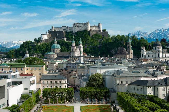 Limousinen Service Salzburg