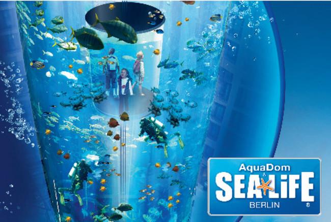 AquaDom & SEA LIFE® Berlin