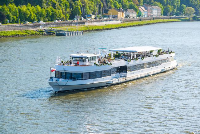Premierenfahrt 2014 / Hafenrundfahrt