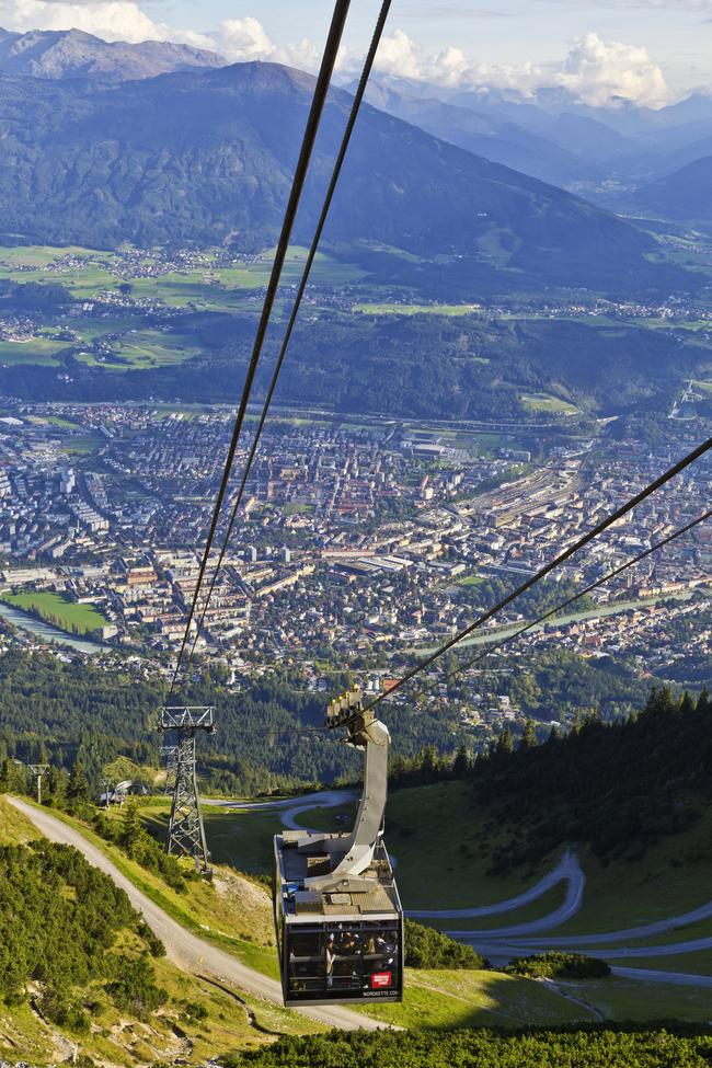 Nordkettenbahn Seegrube / Innsbrucker Nordkettenbahnen