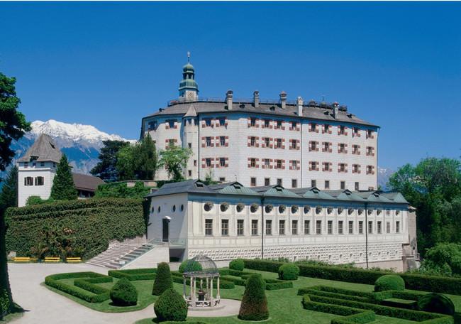 Schloss Ambras Innsbruck / Schloss Ambras Innsbruck