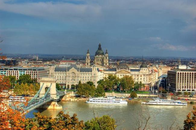 Große Stadtrundfahrt Budapest