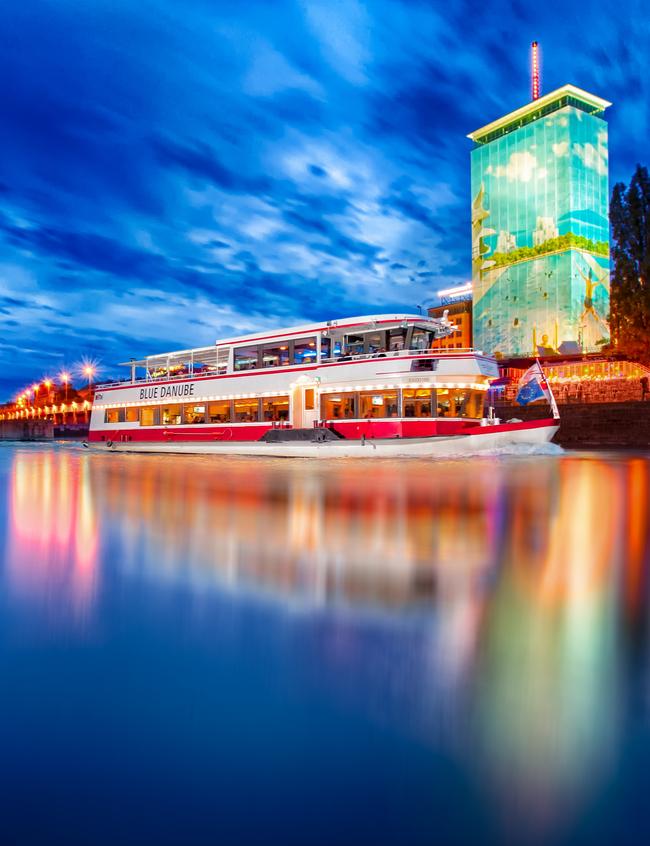 MS Blue Danube / City Cruise