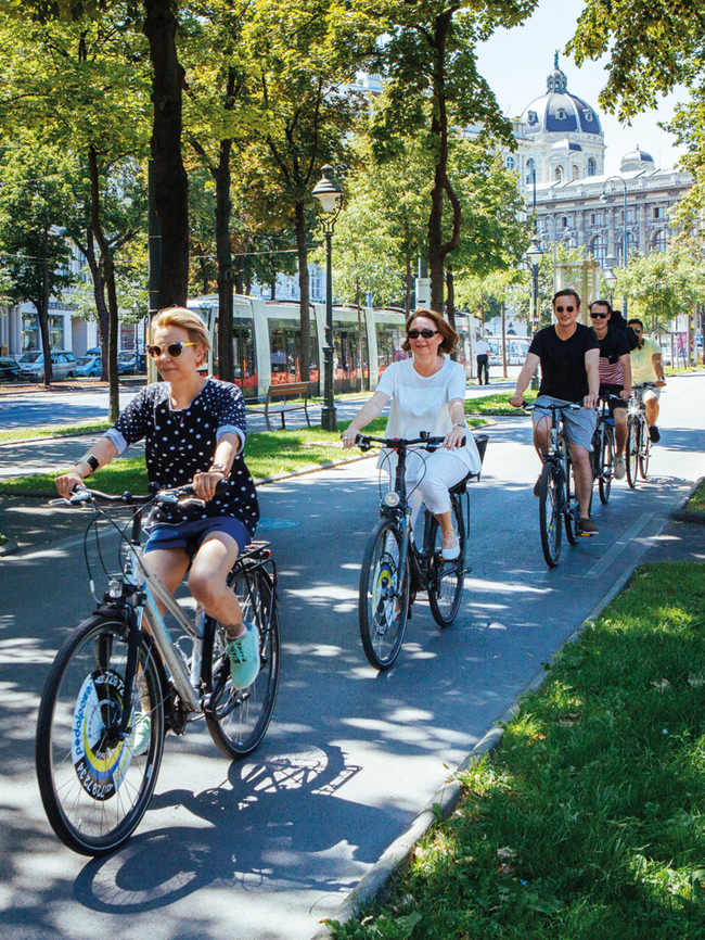 Fahrrad- & Segway-Touren by Pedal Power
