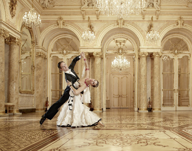 waltz in vienna - Tanzkurs