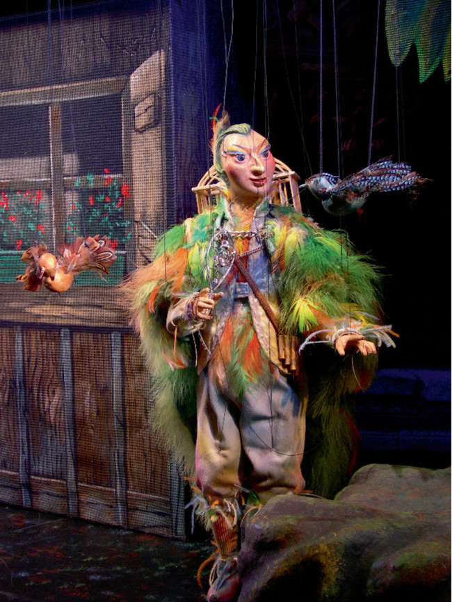 Marionettentheater Schloss Schönbrunn