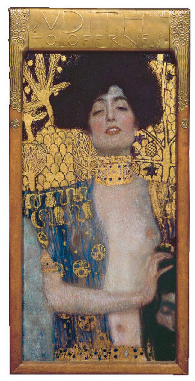 Gustav Klimt, Judith / Das Schloss Belvedere