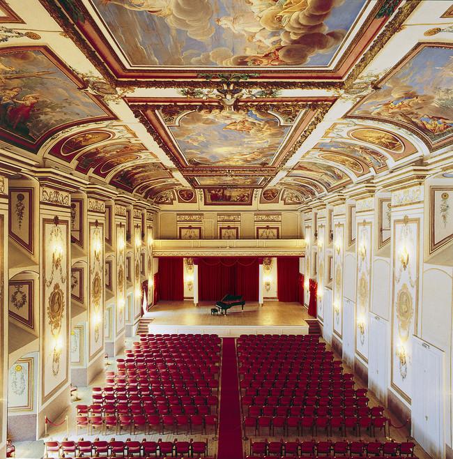 Haydnsaal / Schloss Esterházy