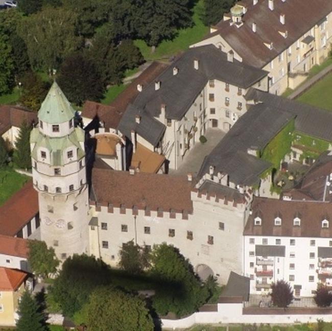 Münze Hall & Burg Hasegg