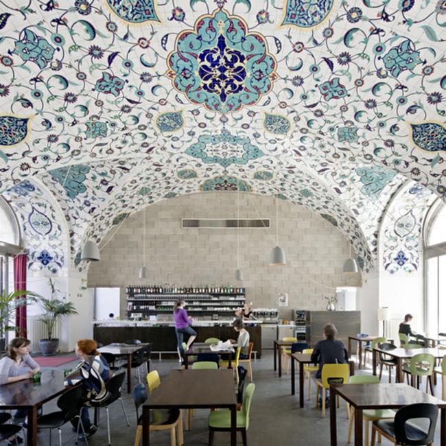 AzW Café / Architekturzentrum Wien - Az W