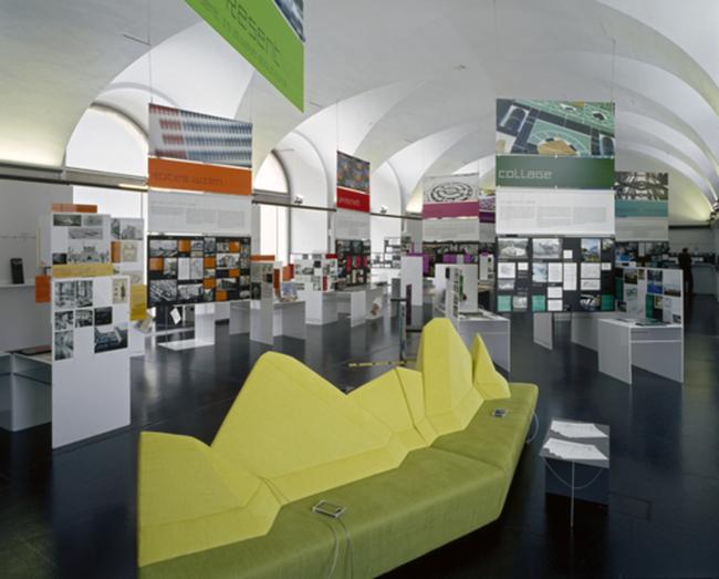 AzW Dauerausstellung / Architekturzentrum Wien - Az W