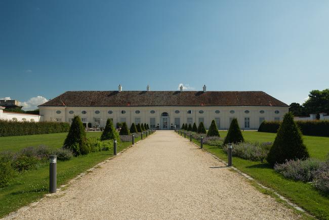 Schloss / Porzellanmuseum im Augarten