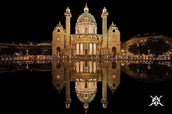 Karlskirche / Mozart Requiem in der Karlskirche