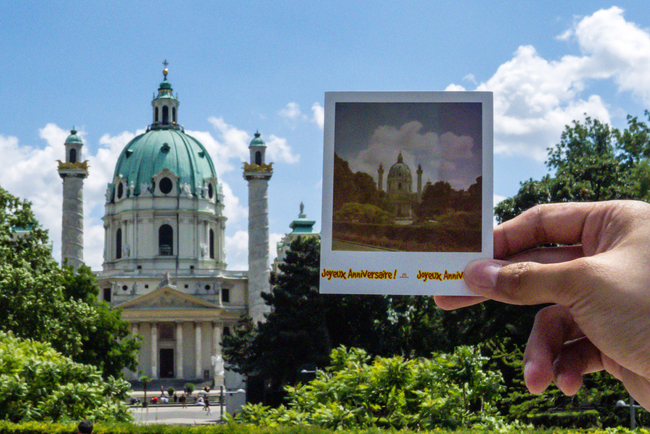 Karlskirche / Pola Walk - Fotospaziergang