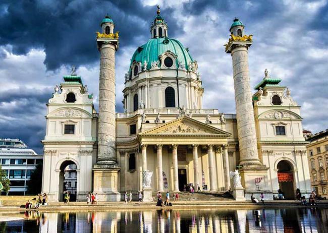 Karlskirche / Vivaldi - Die Vier Jahreszeiten in der Karlskirche