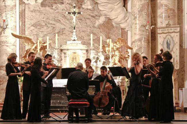Vivaldi - Die Vier Jahreszeiten in der Karlskirche