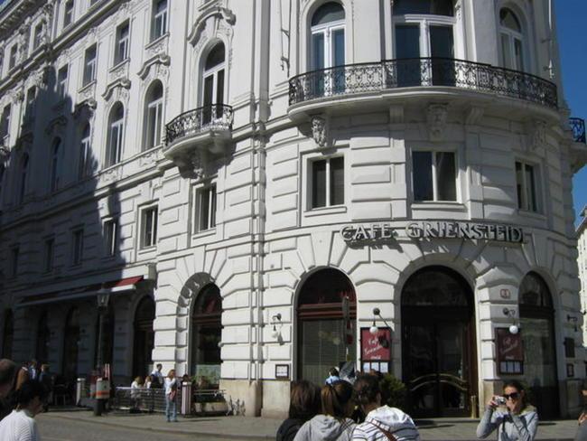 Café Griensteidl / Wienführung