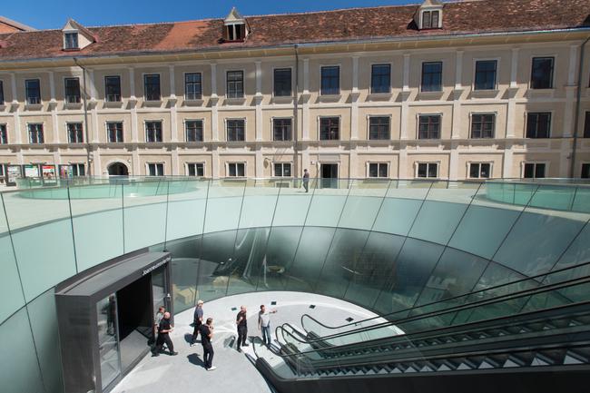 Joanneumsviertel / Universal- Museum Joanneum