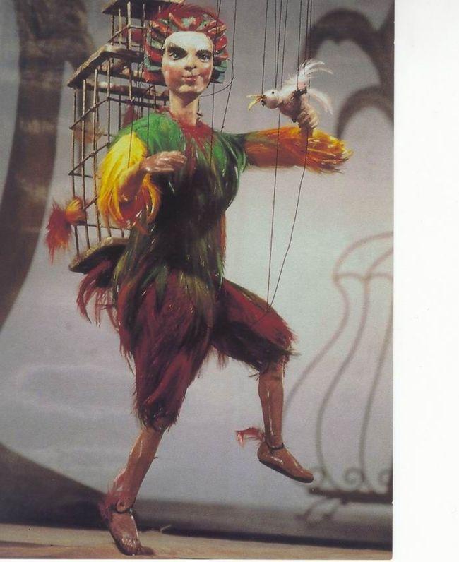 Salzburger Marionetten- Theater