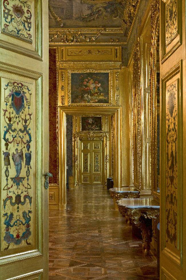 Winterpalais / Das Schloss Belvedere