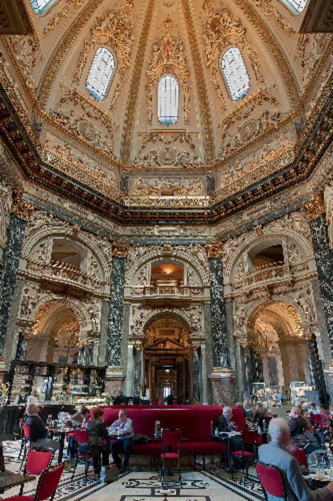 Kuppelhalle / Kunsthistorisches Museum Wien