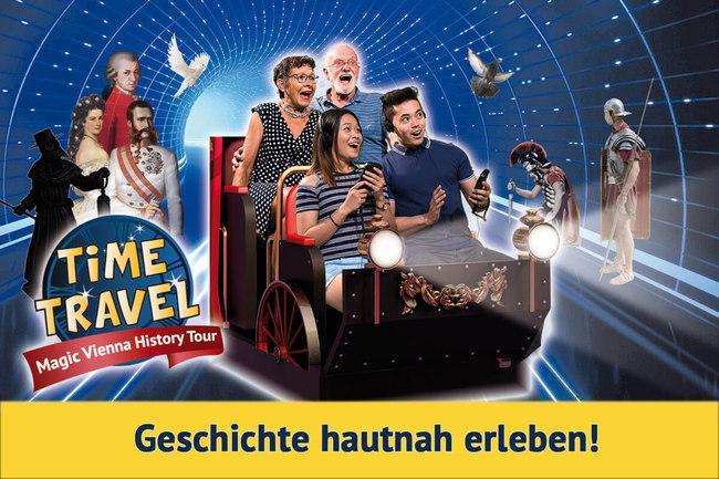 Time Travel - Magic Vienna History Tour