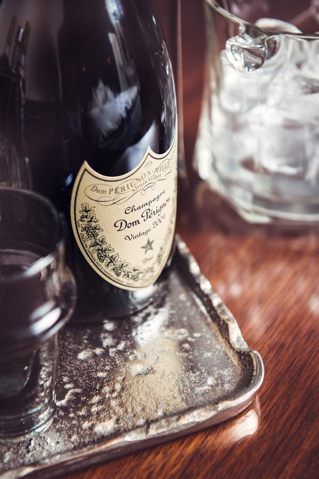 Gulasch & Champagne