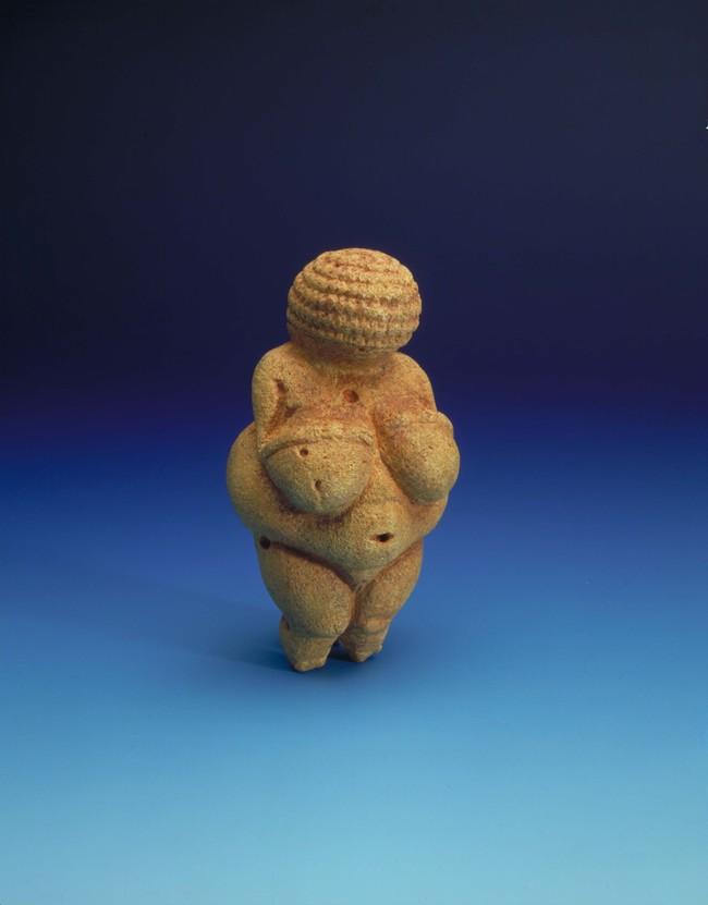 Venus von Willendorf / Naturhistorisches Museum Wien