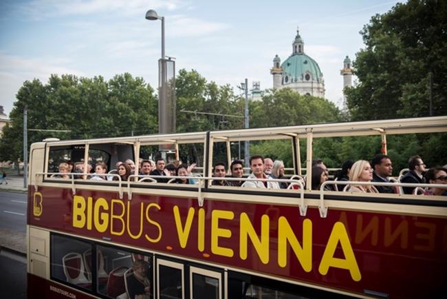 BIG BUS Tours Vienna - Hop on Hop off