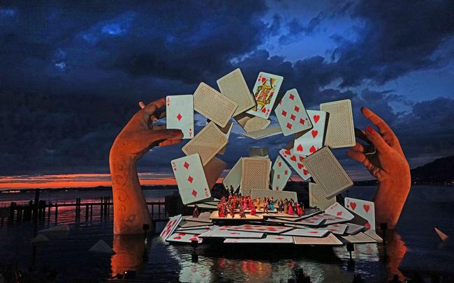 Spiel auf dem See - Carmen